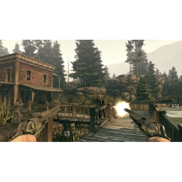 Call Of Juarez Bound In Blood Game PC - Image 4