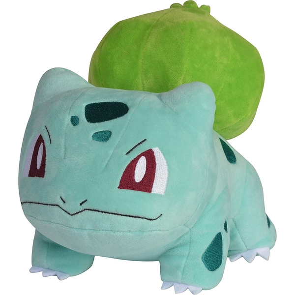 Pokemon 8 Inch Plush - Bulbasaur - Image 1
