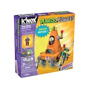 K'Nex Plants vs Zombies Conehead Mech Building Set