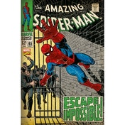 Marvel Spider-Man- Escape Impossible Maxi Poster