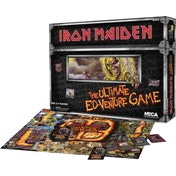 Iron Maiden The Ultimate Ed-Venture Strategy Game