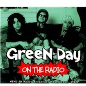 Green Day On The Radio CD