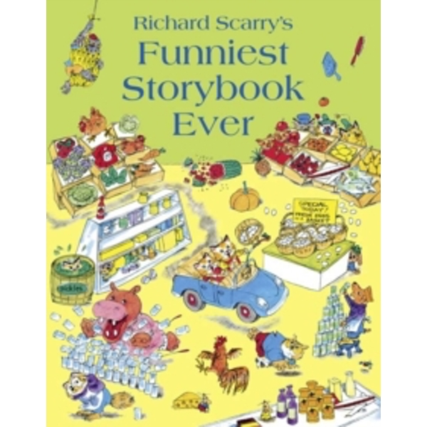 Funniest Storybook Ever by Richard Scarry (Paperback, 2011)