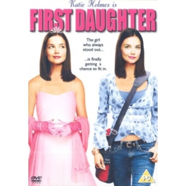 First Daughter DVD