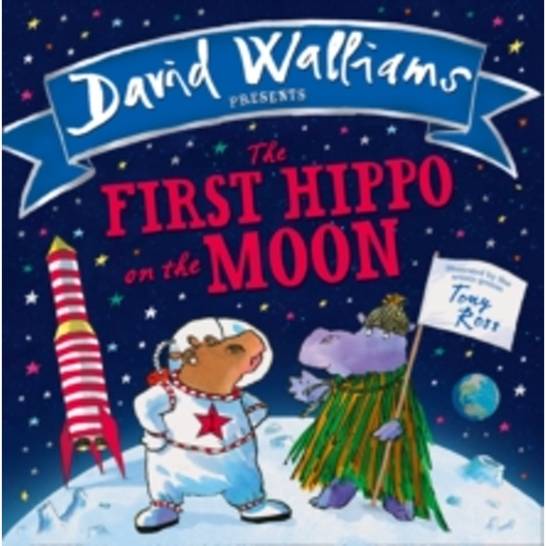 The First Hippo on the Moon (Paperback, 2016)