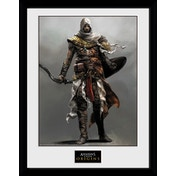 Assassins Creed Origins Solo Framed Collector Print