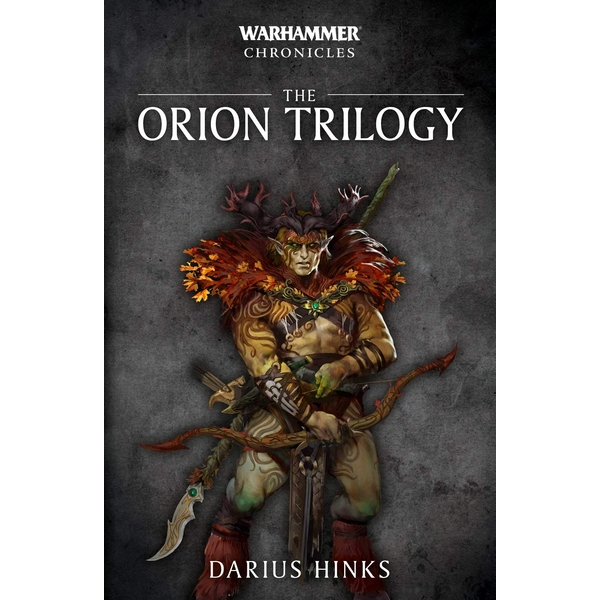 Warhammer Chronicles The Orion Trilogy Paperback – 8 Aug 2019