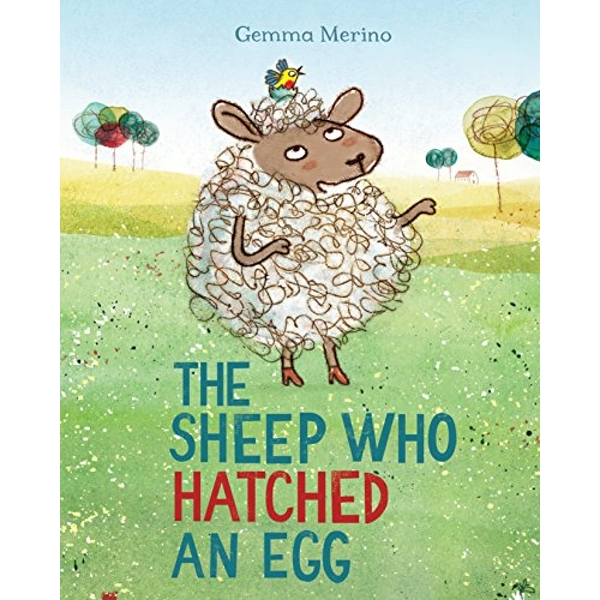 The Sheep Who Hatched an Egg by Gemma Merino (Paperback, 2017)