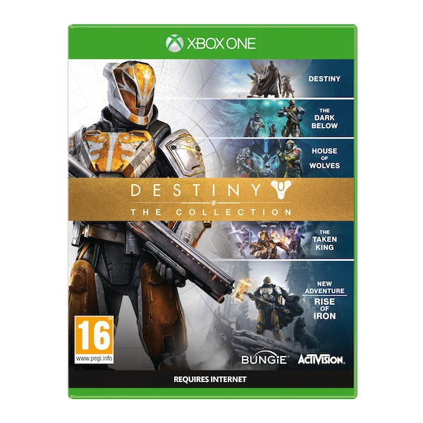 Destiny Collection Xbox One Game [Used - Like New]