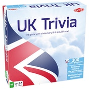 UK Trivia Card Game