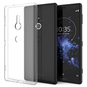 Sony Xperia XZ2 Ultra Thin - Clear