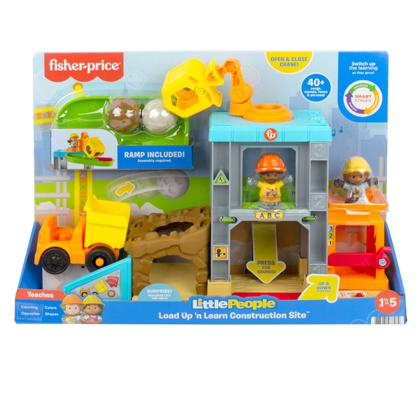 Fisher Price Construction Play Set