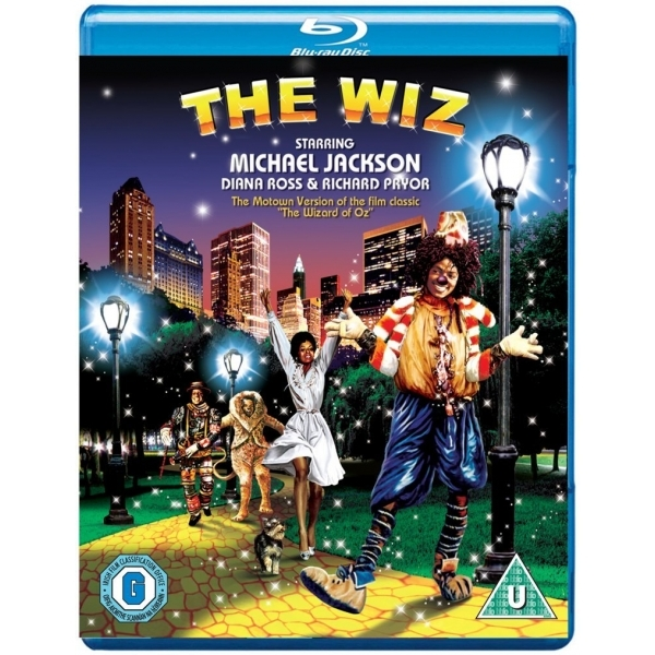 The Wiz Blu-ray