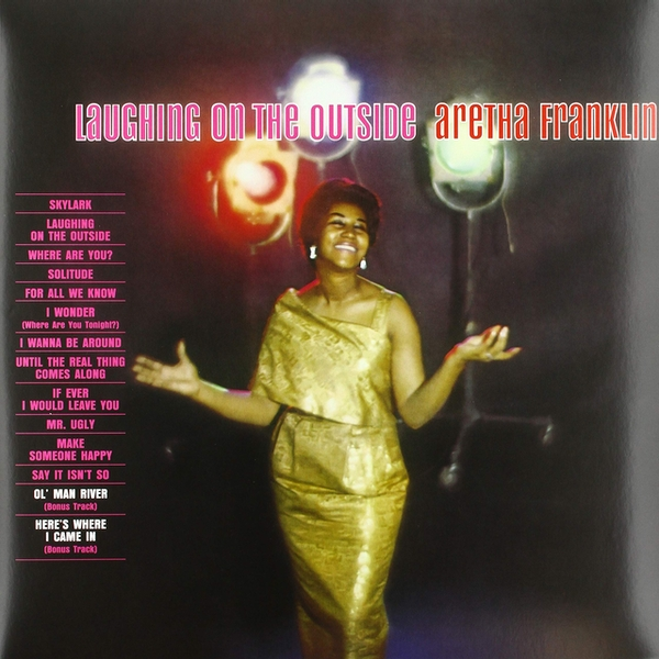 Aretha Franklin - Laughing On The Outside Vinyl