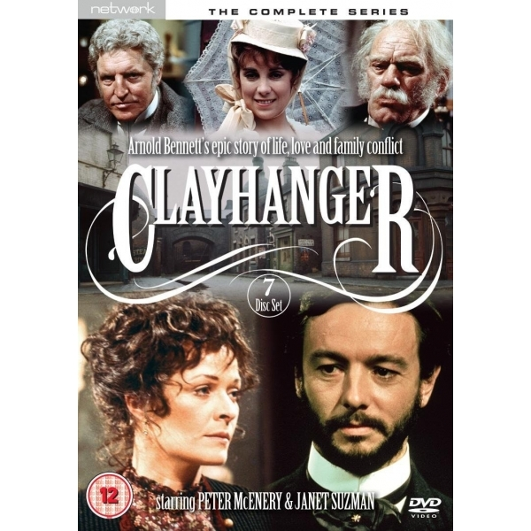 Clayhanger: The Complete Series DVD