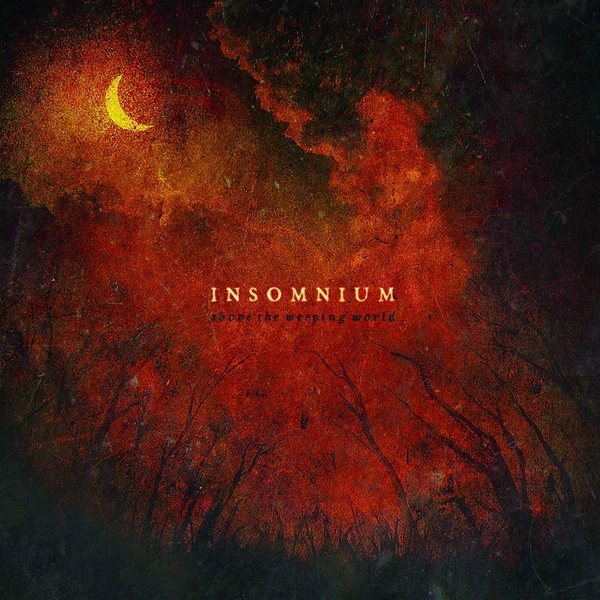 Insomnium - Above The Weeping World Vinyl