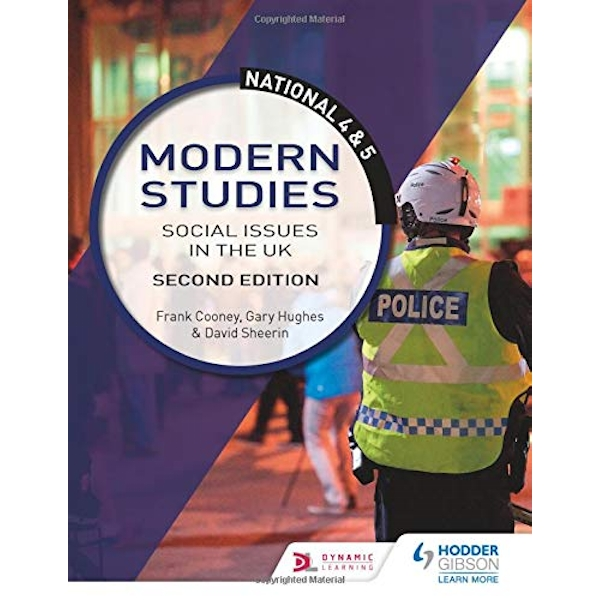National 4 & 5 Modern Studies: Social issues in the UK: Second Edition  Paperback / softback 2018