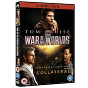 Collateral / War Of The Worlds Box Set DVD