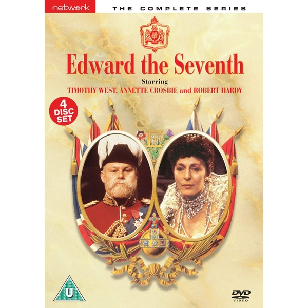 Edward The Seventh DVD 4-Disc Set