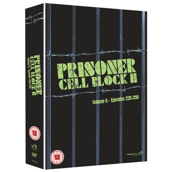 Prisoner Cell Block H - Volume 8 DVD