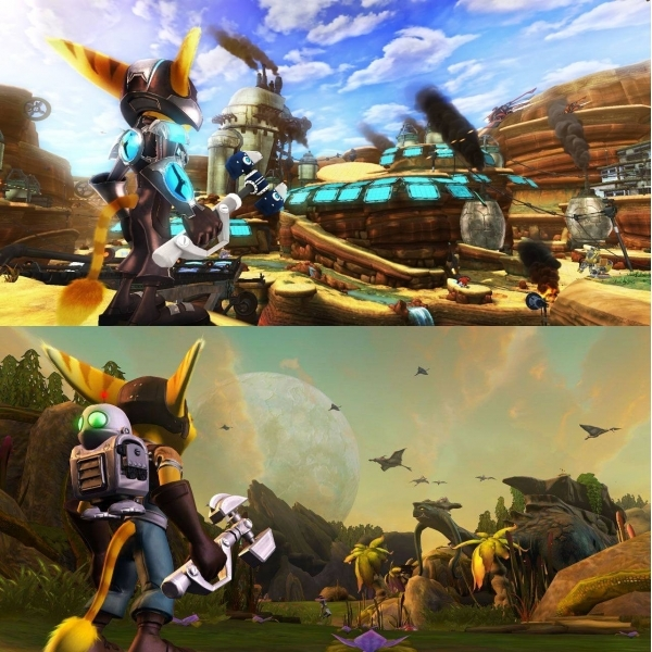 ratchet and clank a crack in time ps4 trophy guide