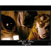 Star Wars Personally Signed 10X8 Reegesk - Sadie Eden