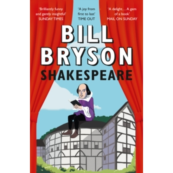 Shakespeare by Bill Bryson (Paperback, 2008)