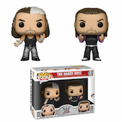 The Hardy Boyz 2-Pack (WWE) Funko Pop! Vinyl Figure