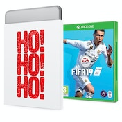 FIFA 19 Xbox One Game + Christmas Gift Tin