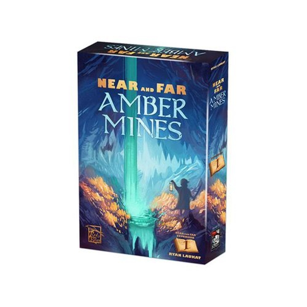 Near and Far Amber Mines Expansion