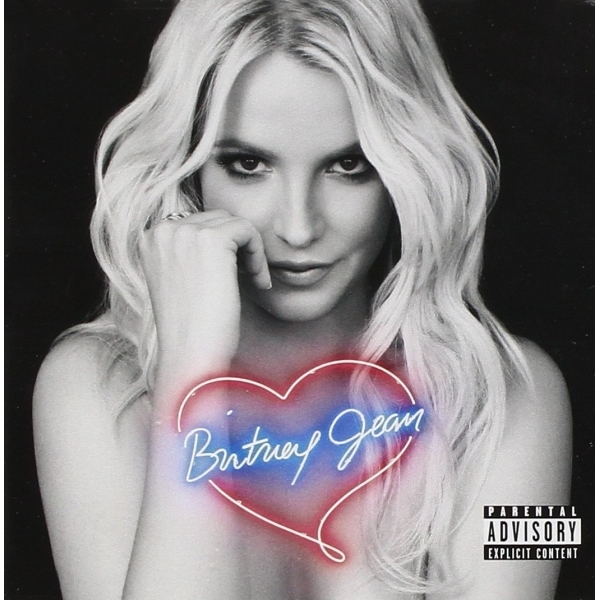 Britney Spears Britney Jean Deluxe Edition CD