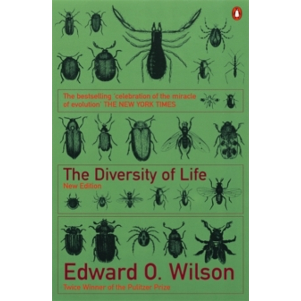 The Diversity of Life by Edward O. Wilson (Paperback, 2001)