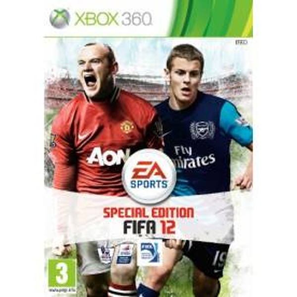 FIFA 12 Special Edition Game Xbox 360