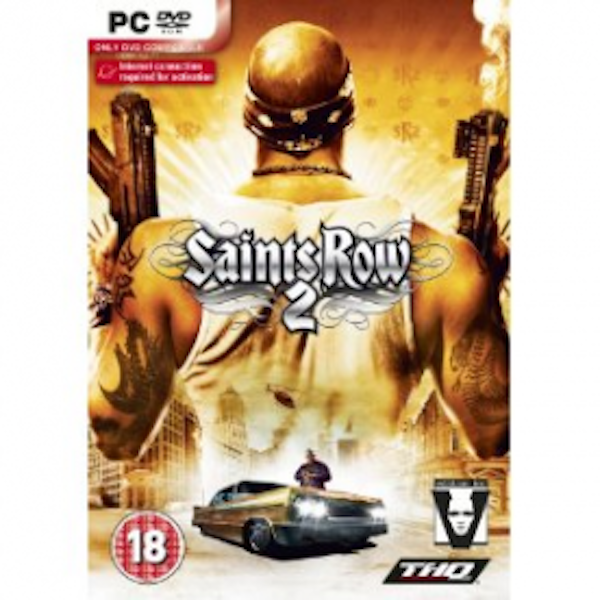 Saints Row 2 Game PC