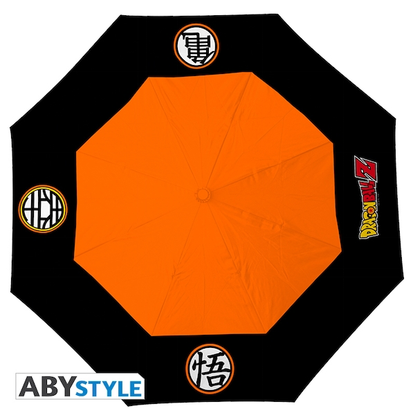Dragon Ball - Dbz/ Goku Symbols Umbrella