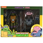 Donatello V Krang In Bubble Walker (Teenage Mutant Ninja Turtles Cartoon) Neca Action Figure 2-Pack