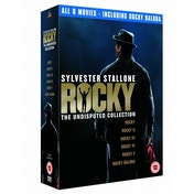 Rocky The Complete Saga DVD