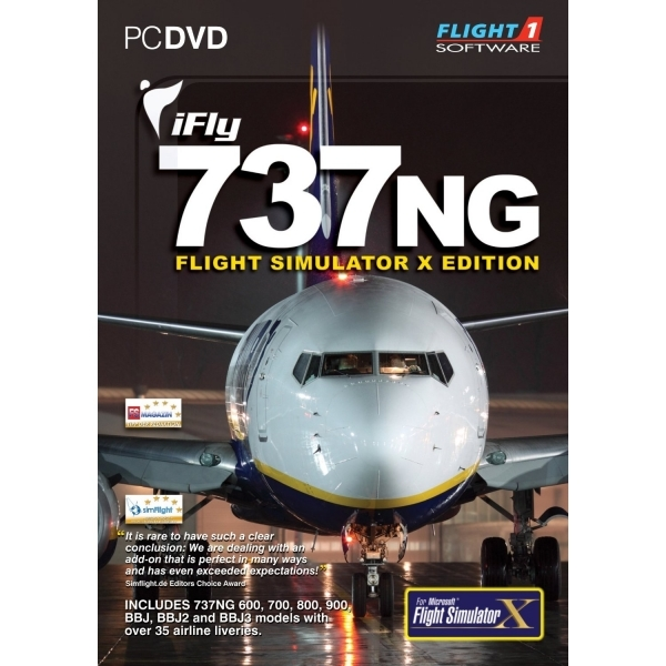 Ifly 737NG Feature Pack Edition for FSX Game PC