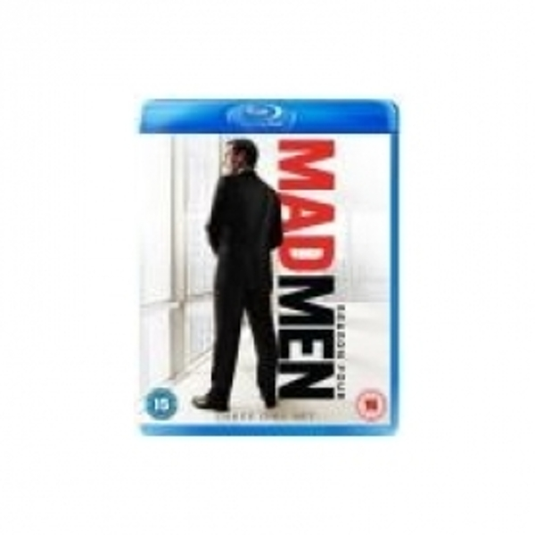Mad Men - Season 4 Blu-Ray
