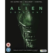 Alien: Covenant 4KUHD   Blu-ray   Digital Download