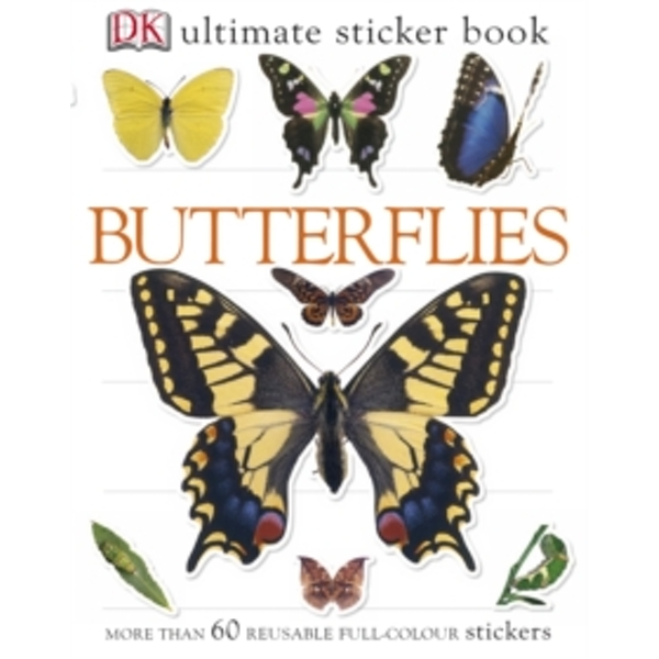 Butterflies Ultimate Sticker Book
