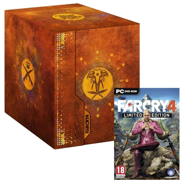 Far Cry 4 Kyrat Edition PC Game - Image 1