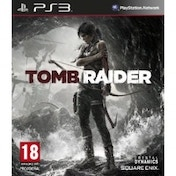 Tomb Raider Explorer Edition Game PS3
