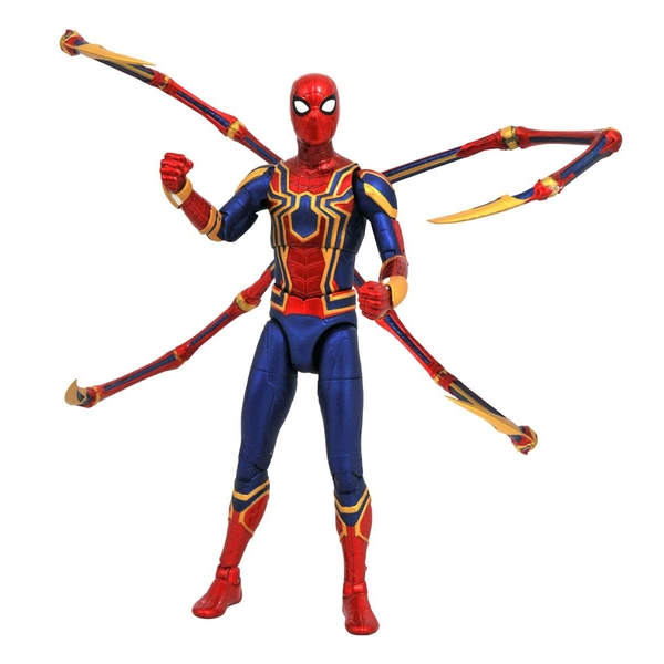 Iron Spider-Man (Infinity War) Marvel Selects Action Figure