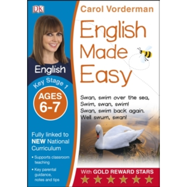 English Made Easy Ages 6-7 Key Stage 1 by Carol Vorderman (Paperback, 2014)