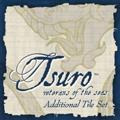 Tsuro Veterans of the Seas Expansion