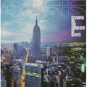 Oasis - Standing On The Shoulder Of Giants CD