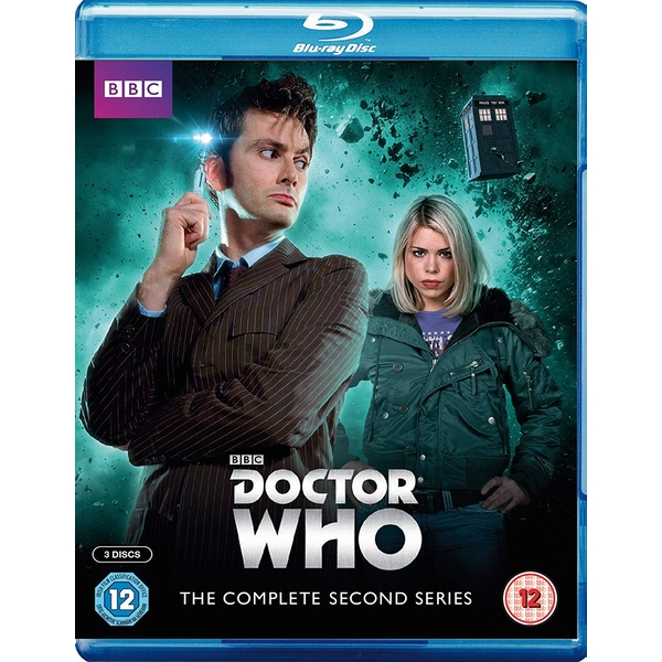 Doctor Who Series 2 Blu-ray