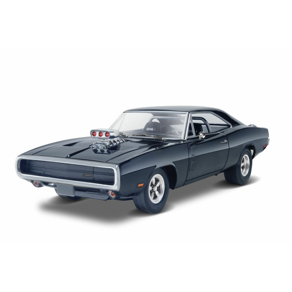 Dominic's 1970 Dodge Charger (Fast & Furious) 1:25 Revell Plastic Model Kit
