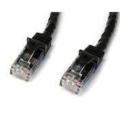 3m Black Gigabit Snagless RJ45 UTP Cat6 Patch Cable 3 m Patch Cord